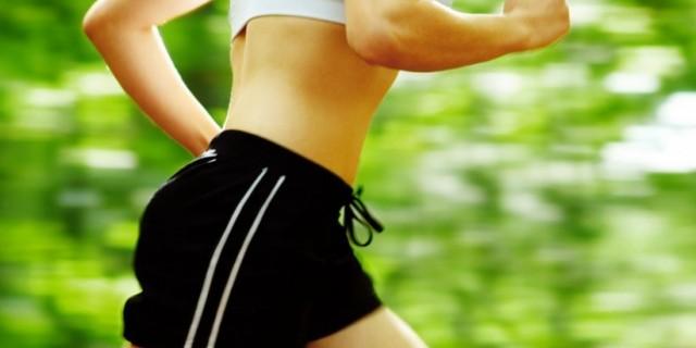бег делает тело привлекательней