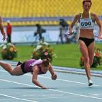 Бег на 100 метров: техника, тренировка, норматив