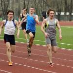 Спринтерский бег: техника и этапы дистанции