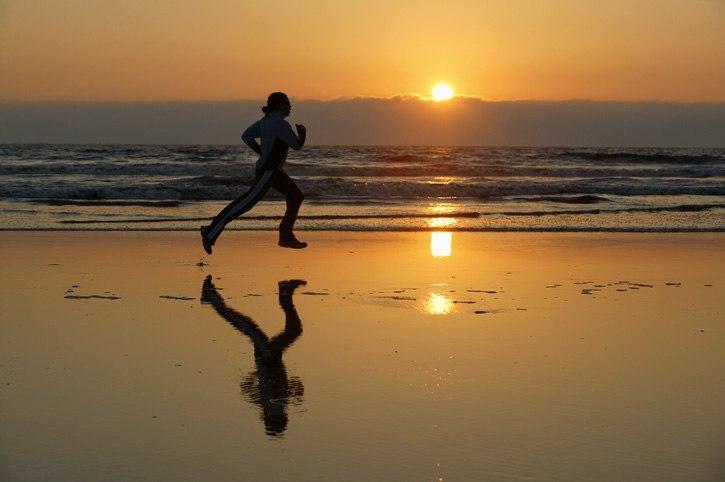 бегать по вечерам для похудания