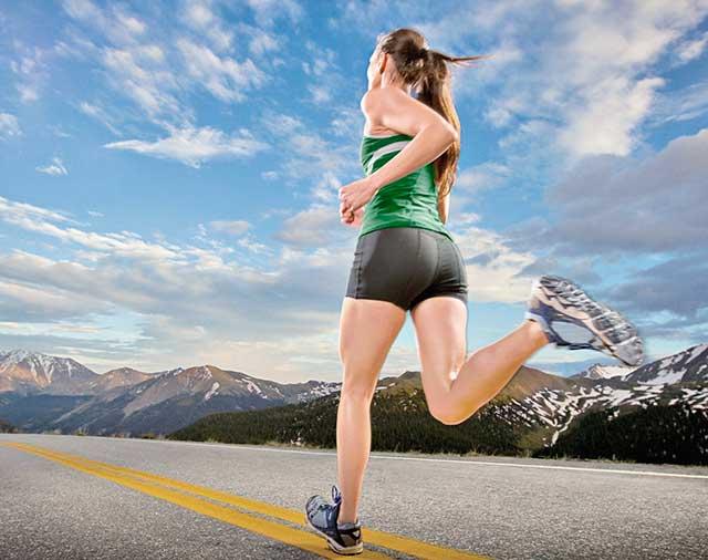 бегать или ходить что лучше