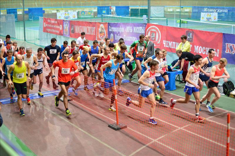 улучшение результатов бега на 5 км