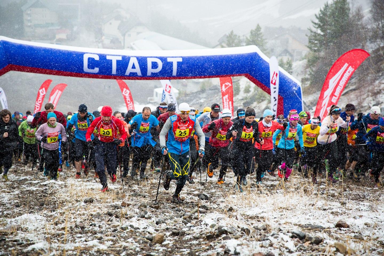 разминка перед тренировкой горного бега