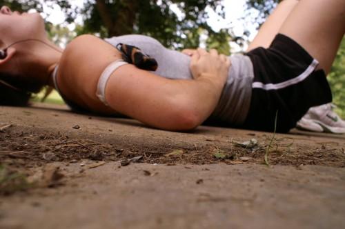 отказ от бега при болезни