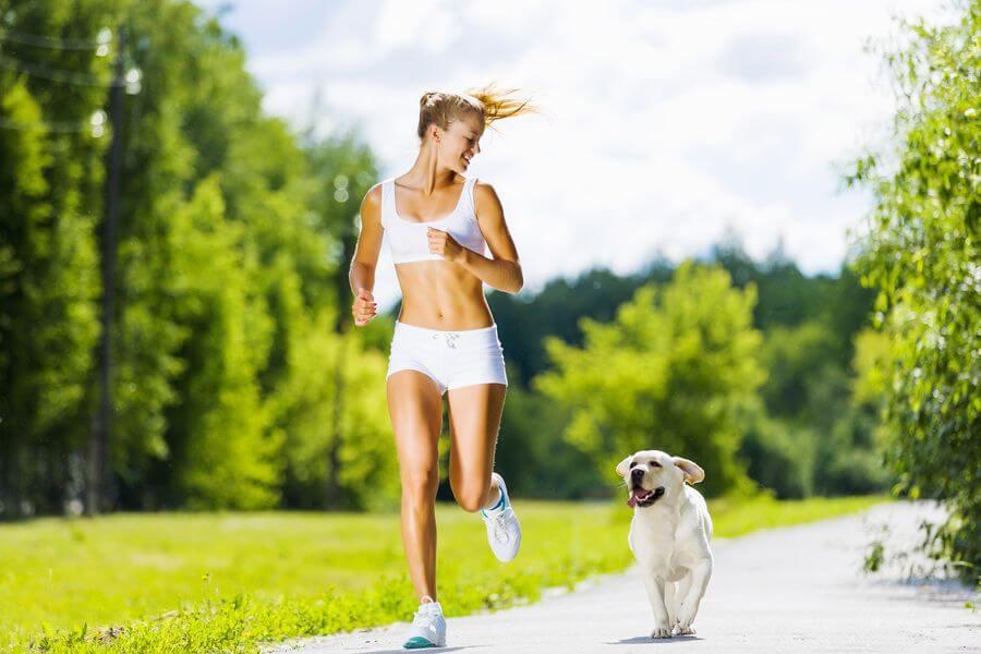 совмещение бега и ходьбы