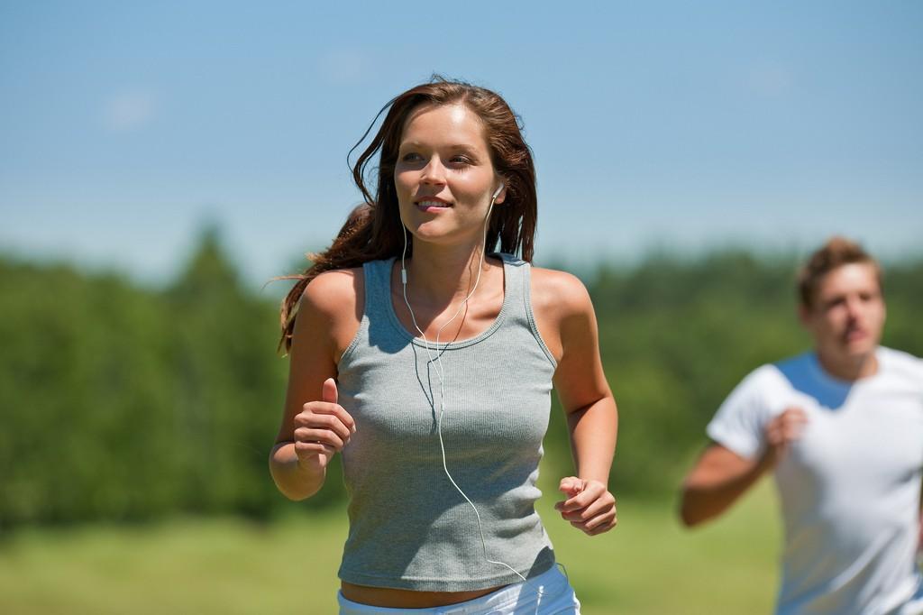бегем правильно в нужное время на любые дистанции