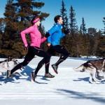 Где можно бегать: выбор покрытия и бег в зимний период
