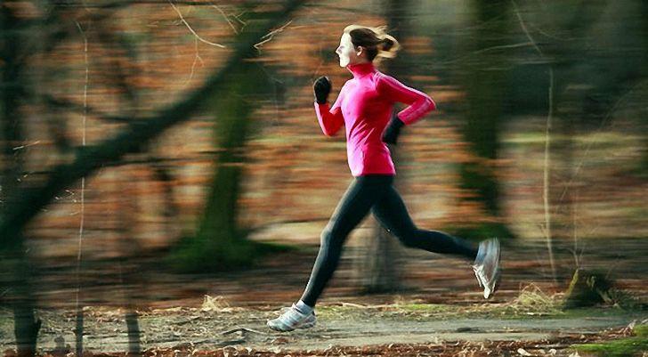 лучше бегать для похудения