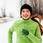 Бег зимой: подготовка, польза и вред