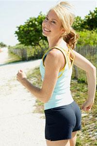 пробежки по утрам для похудания девушкам