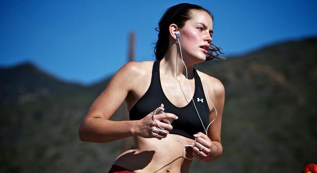 выбор музыки для бега