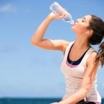 Пить во время и после тренировки