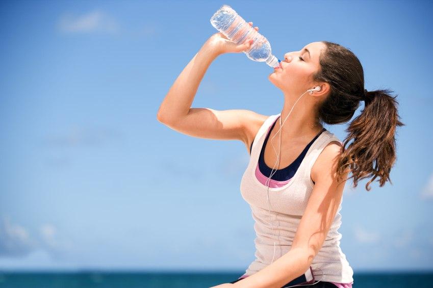 сколько пить после тренировки