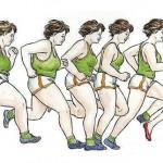 Работа мышц при беге: виды и способы тренировки