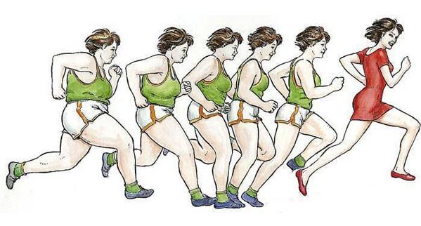 какие мышцы тренирует бег