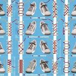 Шнуровка кроссовок: проблемы и правила