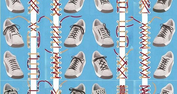 как шнуровать спортивные кроссовки