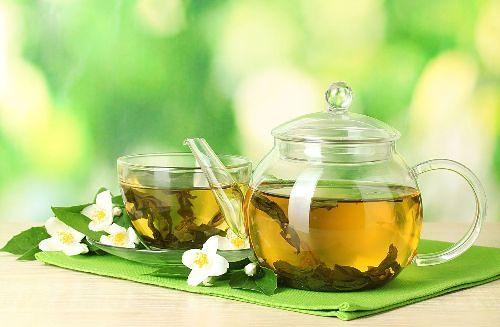 заваривание жасминового чая